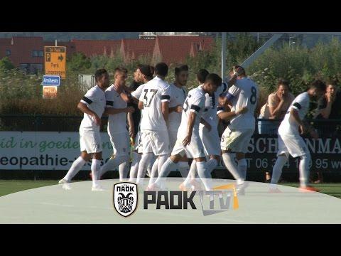 Η παρακάμερα του ΠΑΟΚ Vs Βααλβάικ 2 1 - PAOK TV
