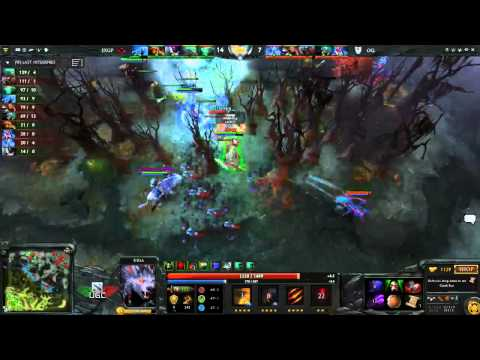 EXGamesPro vs Ophion Gaming UGC North America Iron Part 3 Game 2 - Casted by Cptn.Canuck