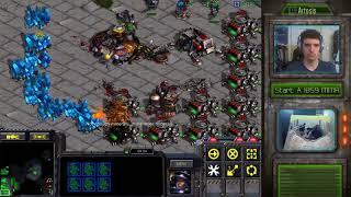 StarCraft Remastered - 1v1 (FPVOD) Artosis (T) vs Thisisneerthot (Z) Circuit Breakers