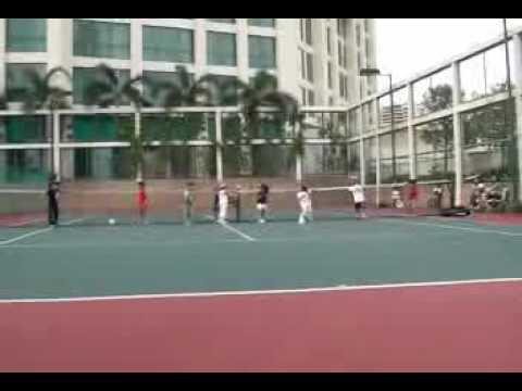 テニス キッズ