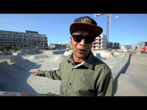 Malmö skate spots with Karl Berglind and Chris Russell | 2017 Vans Park Series