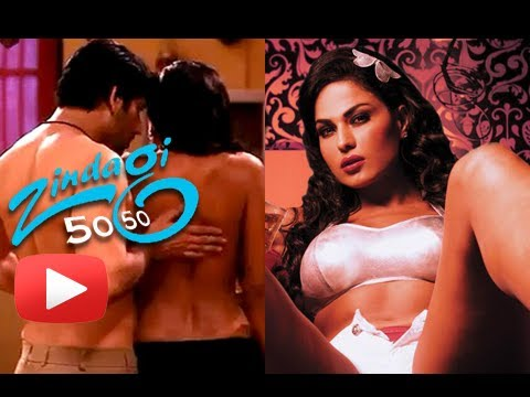 Veena Malik As Sex Worker - Zindagi 50 50 To Release In 4 Languages video