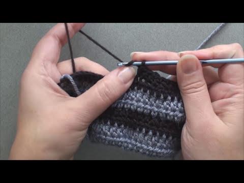 Crochet : Gorro Medieval.  Protector de Cara.  Parte 1 de 2