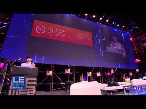 LeWeb 2011 Alexander Ljung, Founder & CEO, SoundCloud