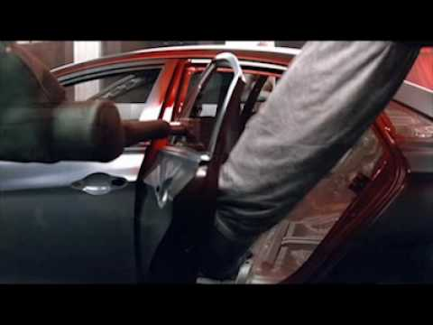 Hyundai Super Bowl 2010 Ad Paint