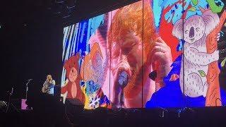 Download Lagu Ed Sheeran Live in Osaka, Japan 2018(Full Concert) Apr 11, 2018 Gratis STAFABAND