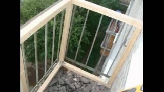 Балкон своими руками строить 88