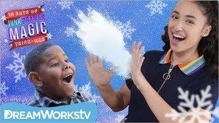 Instant Snow | JUNK DRAWER MAGIC 12 DAYS OF TRICKMAS