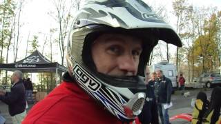 Baja Il Ciocco 2015: Due moto in gara, partenza