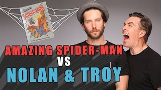 RETRO REPLAY - Amazing Spider-Man vs Nolan & Troy