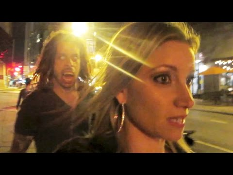 VAMPIRE PRANK IN PHILLY!