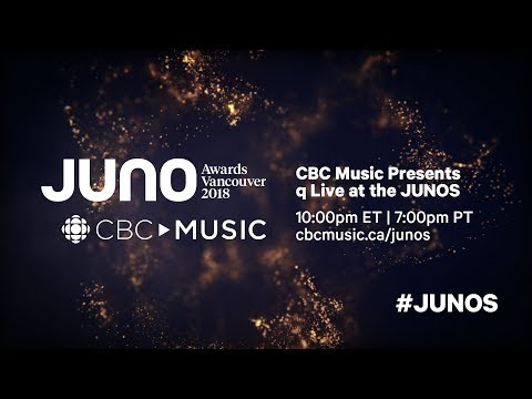 CBC Music Presents q Live at the JUNOS
