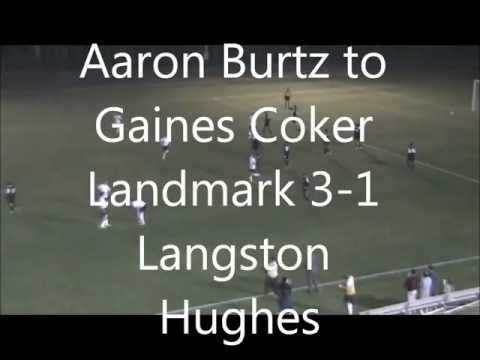 Landmark Christian School vs. Langston Hughes High School Varsity Boys Soccer