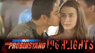 FPJ's Ang Probinsyano: Cardo suddenly kissed Alyana during mass