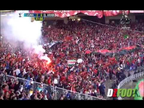 Coupe Arabe des clubs [2012-2013, finale retour] USM ALGER (ALG) 3-2 EL ARABI (KUW)