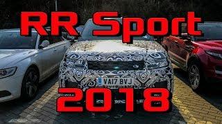 Range Rover SPORT 2018 Изменения! Что изменилось в Рендж Ровер Спорт 18MY? Facelift  2018 рестайлинг