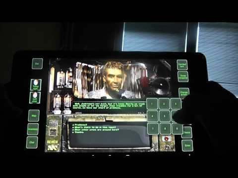 How to play Fallout 1 on Android with Magic Dosbox