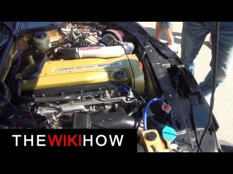 Кавказ Мотор Шоу 2013: Infiniti G35 + RB26DET 583 л.с.