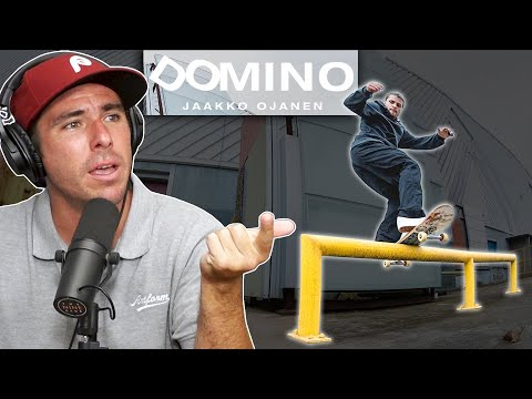 "We Talk About Jaakko Ojanen's DC Shoes ""Domino"" Part"