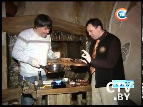 CTV.BY: Продюсер Владимир Максимков подался в повара