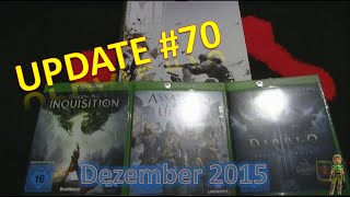 Games Sammlung Update, Neuzugänge Dezember 2015 (deutsch, Collection)