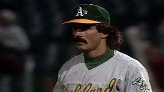 Eckersley's 50th save of 1992