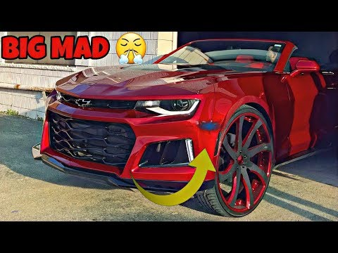 I HIT SOMETHING IN THE SS 😡 BACK TO PAINT SHOP