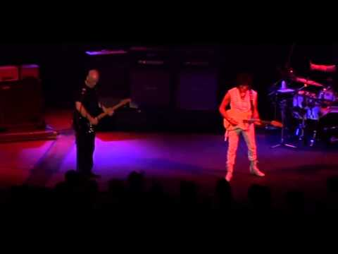 Jeff Beck - Suspension