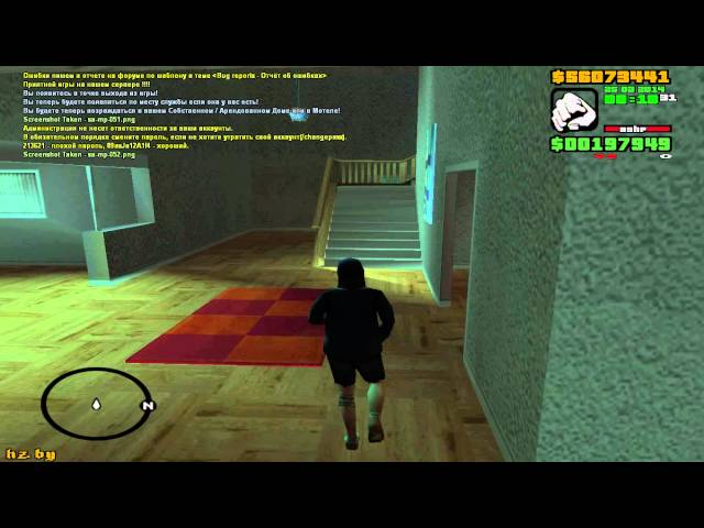 Advance-Rp Let`s Play #11. GTA San Andreas Multiplayer:Облава на Русс