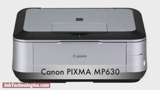 Canon PIXMA MP630 Instructional Video