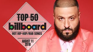 Download Lagu Top 50 • US Hip-Hop/R&B Songs • August 11, 2018 | Billboard-Charts Gratis STAFABAND