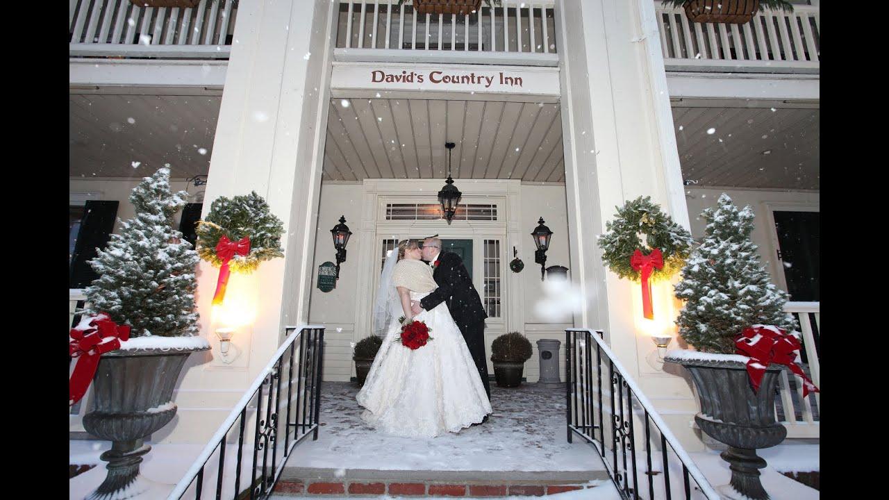 Danforth inn wedding