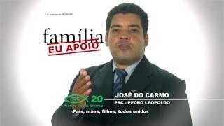 José do Carmo - PSC MG