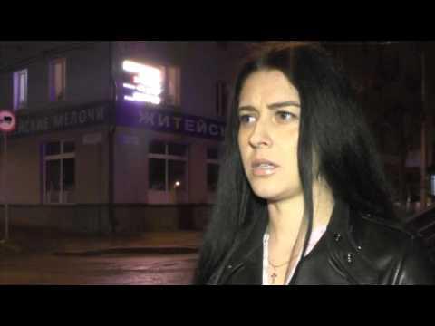 ДТП поймали беглеца на БМВ Х6 Октябрьский проспект. Место происшествия 10.04.2017