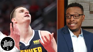 There's no way Nikola Jokic is a lot better than Joel Embiid - Paul Pierce | The Jump