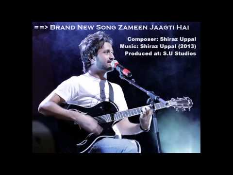 Zameen Jagti Hai By Atif Aslam video