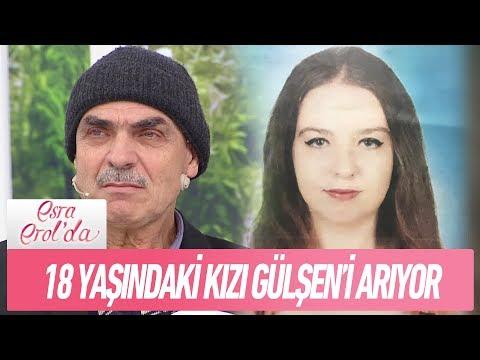 Mehmet   Vildan çifti evden kaçan kızı Gülşen'i arıyor - Esra Erol'da 23 Kasım 2017
