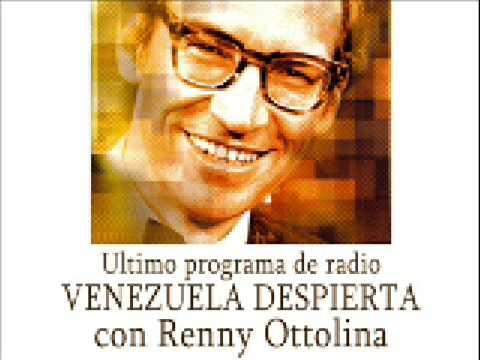 Renny Ottolina - Ultimo programa de radio Venezuela Despierta (1)