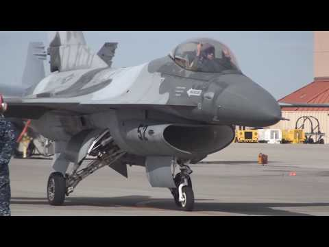NSAWC Vipers and Hornets at NAS Fallon Video