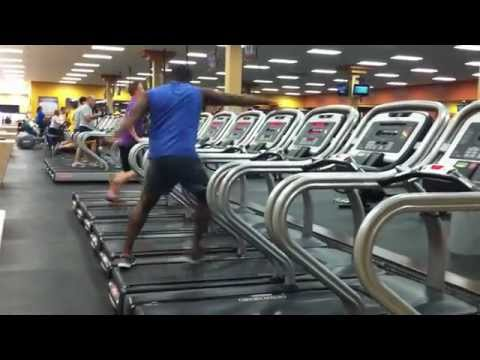 Treadmill Dance