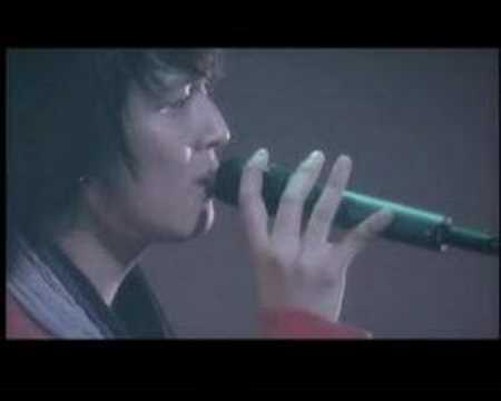 Kim Jeong Hoon - Japan Live Concert - 鸚鵡 video