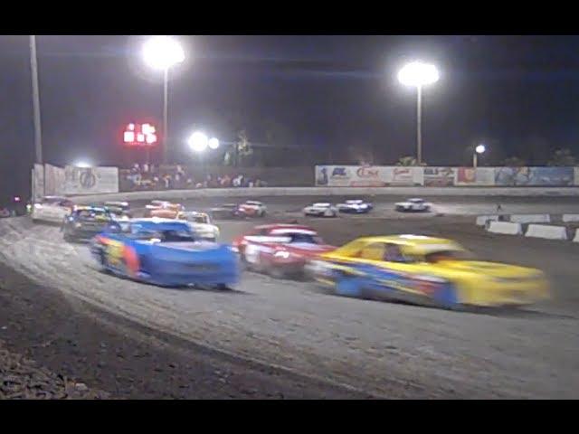 Bakersfield Speedway RECAP 6-29-13