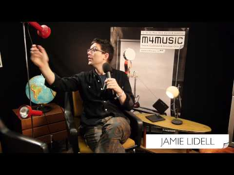 Interview Jamie Lidell @ m4music Festival 2013