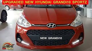 Upgraded Hyundai Grandi10 Sportz-2018