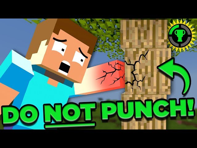 Game Theory: Minecraft, STOP Punching Trees! thumbnail