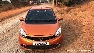 Tata Tiago XZ 2018 | Real-life review
