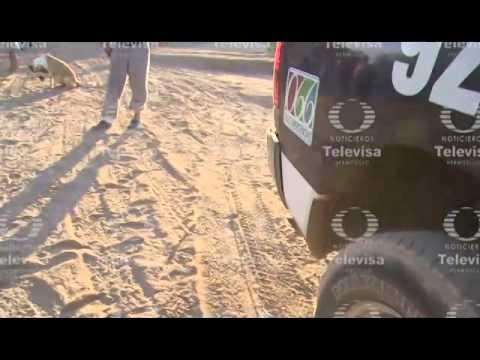 Noticieros Televisa Hermosillo - Video de la agresión a camarógrafo de Noticieros Televisa Hermosillo