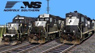 Norfolk Southern railway 1
