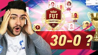 FIFA 19 30-0 IN THE WEEKEND LEAGUE ??? CAN WE DO IT !!??? THE DECIDING GAMES !!!