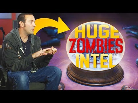 BLUNDELL TO REVEAL HUGE ZOMBIES INTEL IN UPCOMING INTERVIEW - WHAT IT MIGHT BE!
